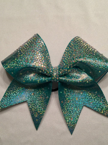 Rhinestone Loop Bow