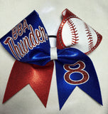 Team Baseball/Softball Bow