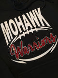 Mohawk Warriors Tee or Hoodie
