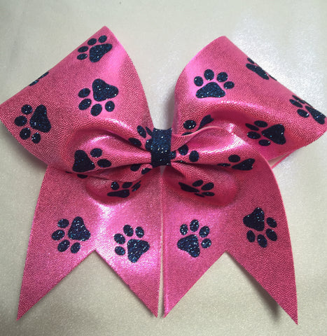 Pink Out Paw Print