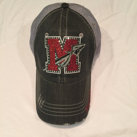 Mohawk Distressed Hat