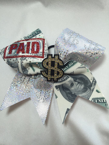 Paid Bid Bow