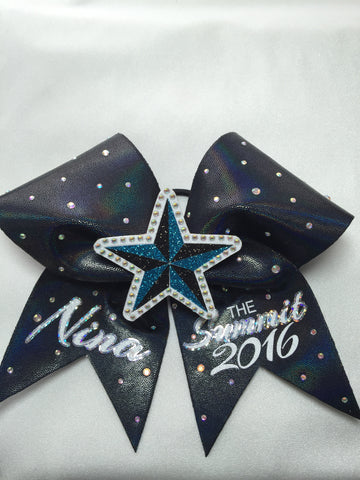 NCT Allstars Nautical Star Event Bow 2016