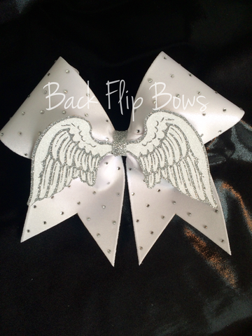 Angel Wings Bow