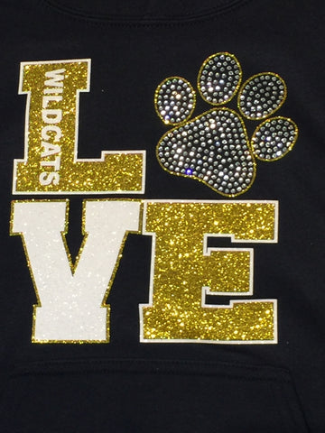 Shenango Wildcats LOVE Shirt