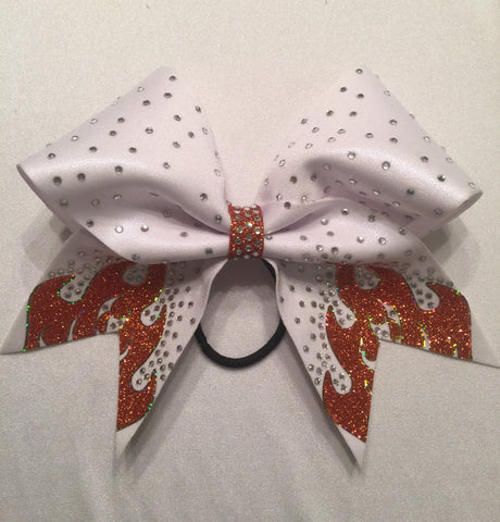 Girl on Fire Bow