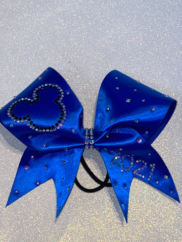 Satin Commemorative Bow