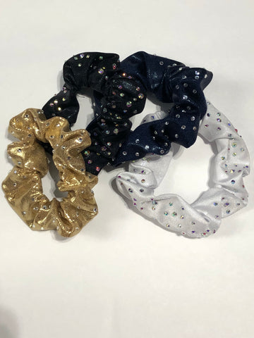 Bling Scrunchies