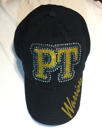 Penn Trafford Big Bling Logo Hat