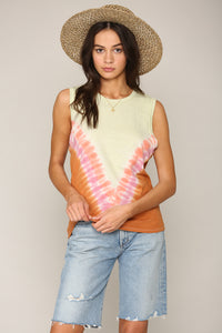 Watermelon Sugar Tie Dye Tank
