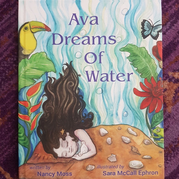 Ava Dreams of Water Hardback