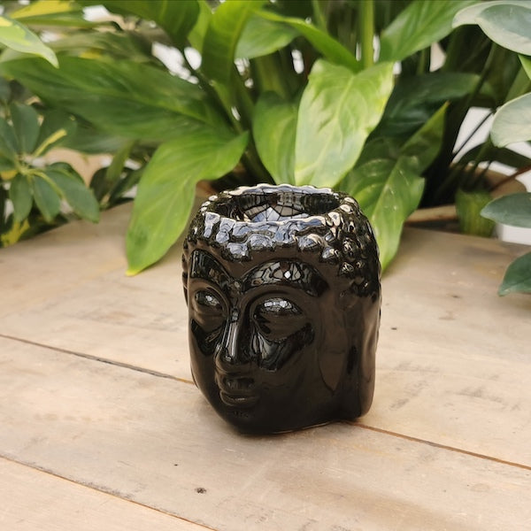 Buddha Head Oil Burners