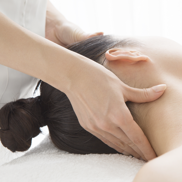 Tibetan Acupressure Head Massage
