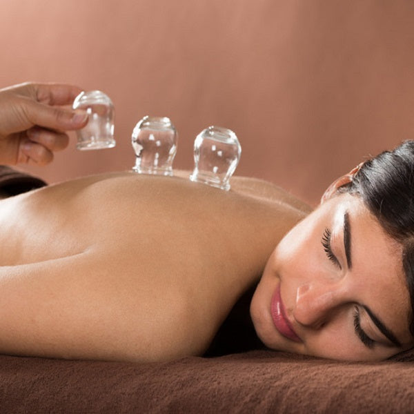 Deep Tissue Cupping Massage
