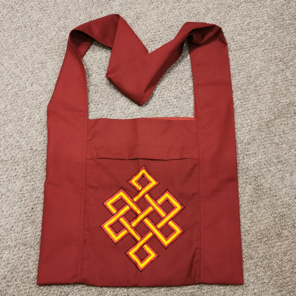 Endless Knot Tote Bag