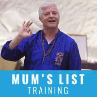 Mum's List Teacher Training Deposit