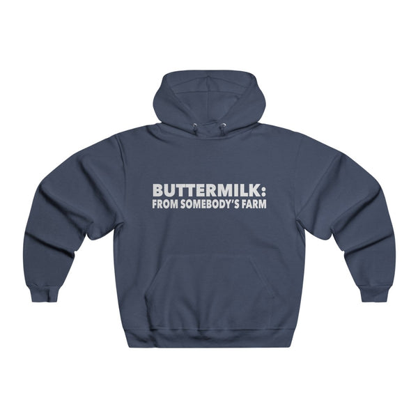 Buttermilk: From Somebody's Farm Hoodie
