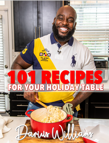 101 Recipes for Your Holiday Table - HARDCOVER