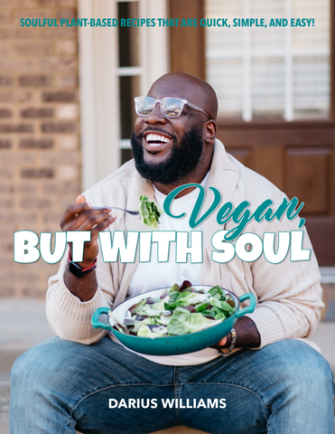 Vegan But With Soul - Physical Cookbook