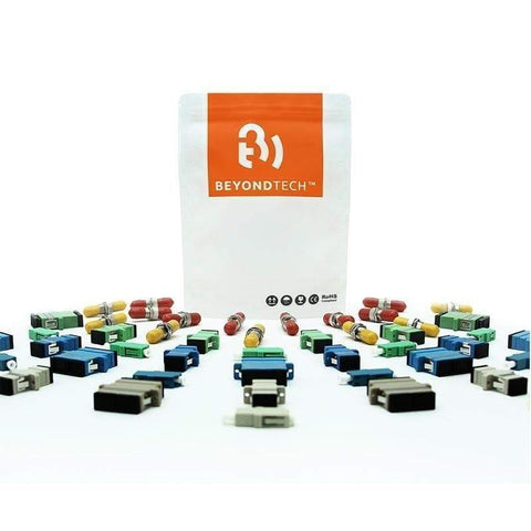 Fiber optic Connectors available at Beyondtech