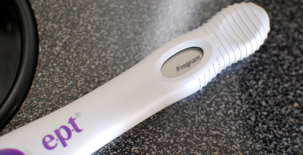 Maybe your next pregnancy test wont look like this!