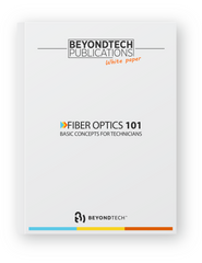Optical Fiber 101: Basic Concepts for Technicians freeshipping - Beyondtech