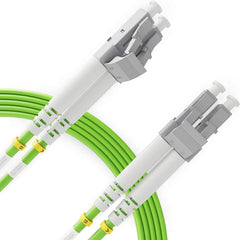 LC to LC OM5 100G Multimode Duplex Fiber Patch Cable - Beyondtech freeshipping - Beyondtech