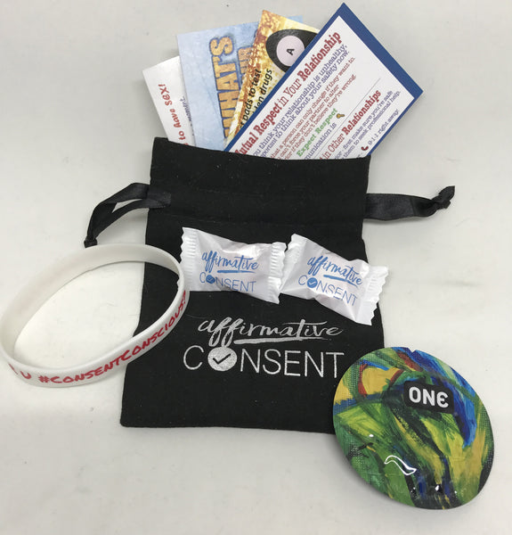 Affirmative Consent Campus Starter Pack (More Than 15,000 Students)