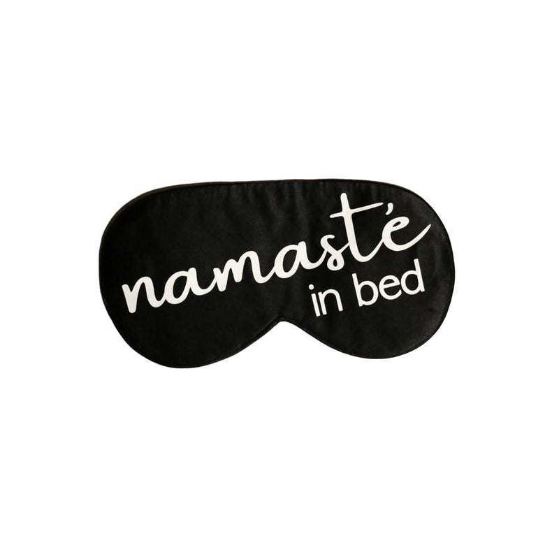 Namaste in Bed Sleep Mask