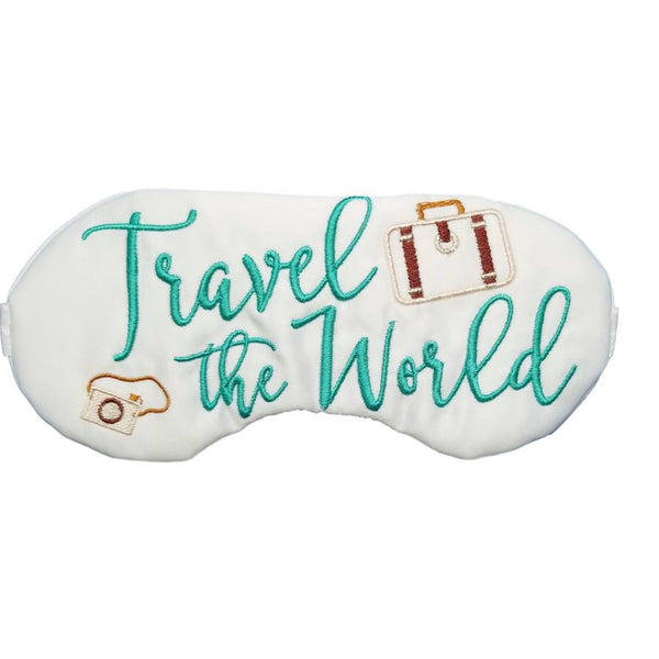 Travel the World Sleep Mask