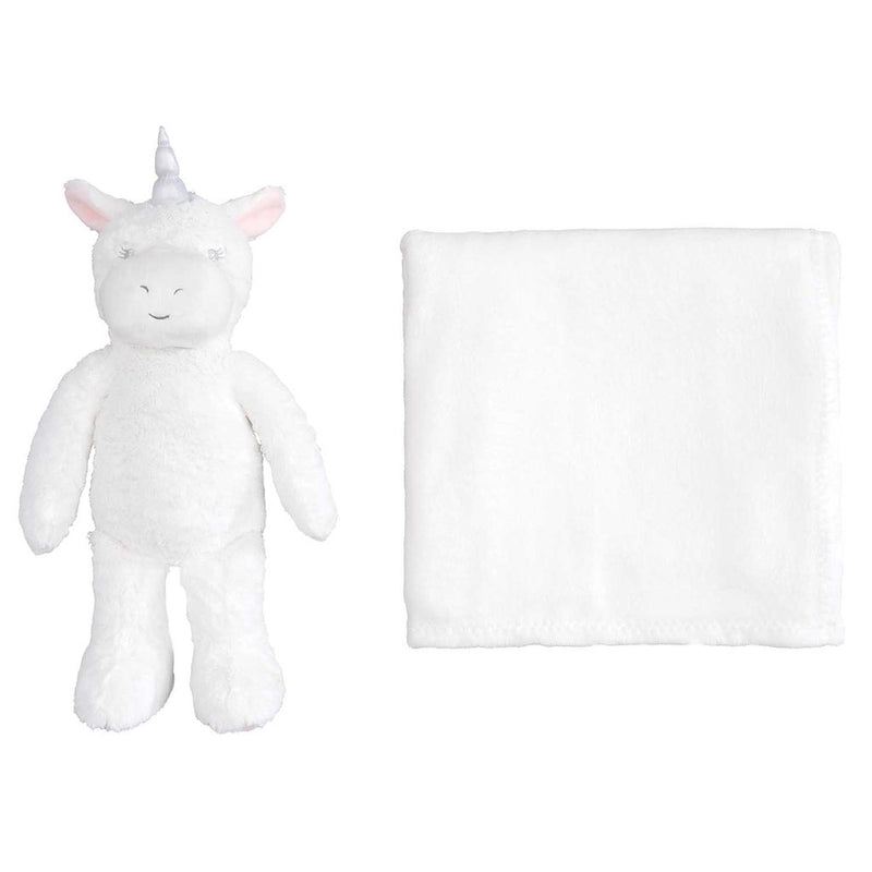 Unicorn Bedtime Plush Toy