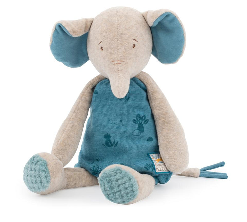 Plush Toy - Bergamote the Elephant
