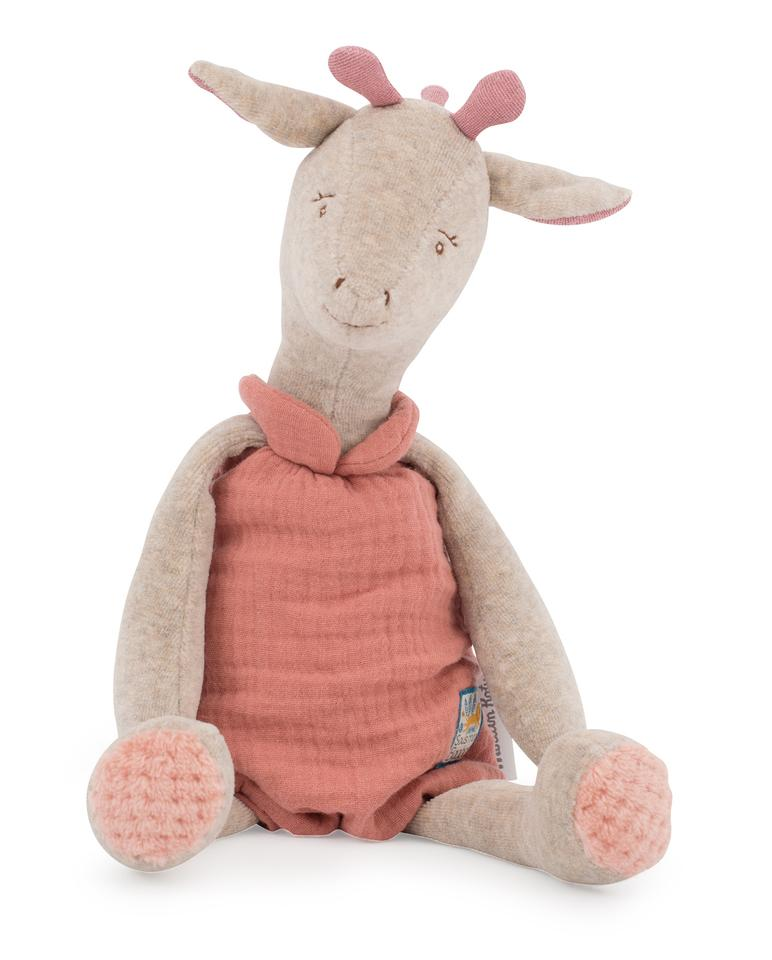Plush Toy -  Bibiscus the Giraffe