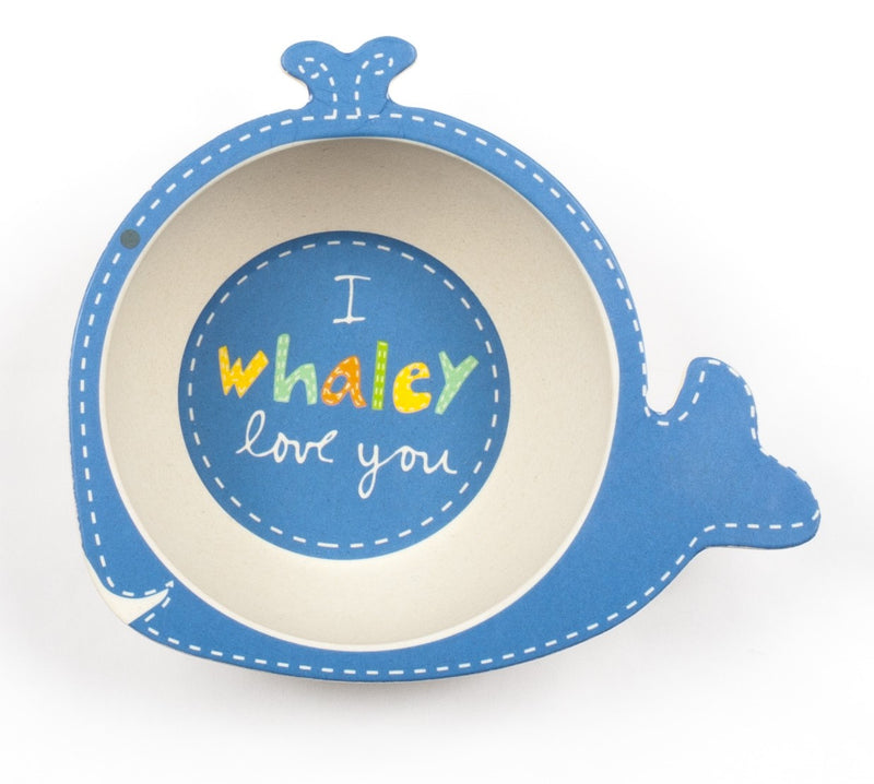 Shaped Dinner Set - Whale