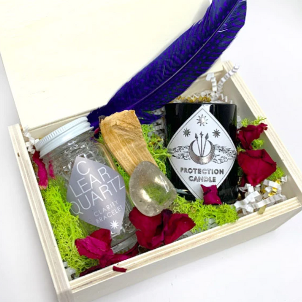 Good Vibes & Protection Gift Box