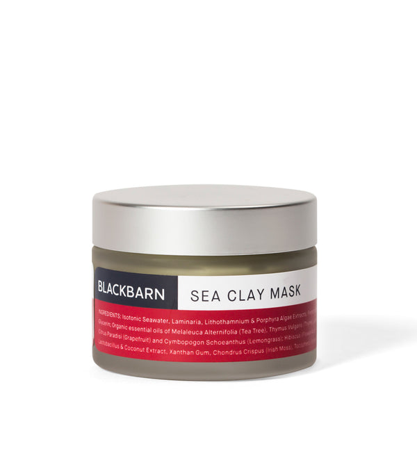 Sea Clay Mask