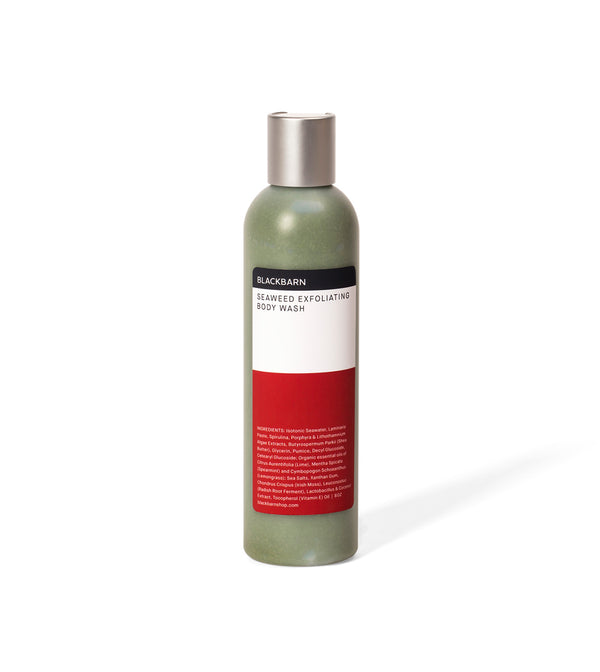 Seaweed Exfoliating Body Wash - 8 oz