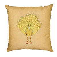 Gloria Embroidered Pillow