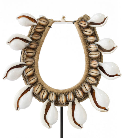 Balinese Tribal Necklace - Negara