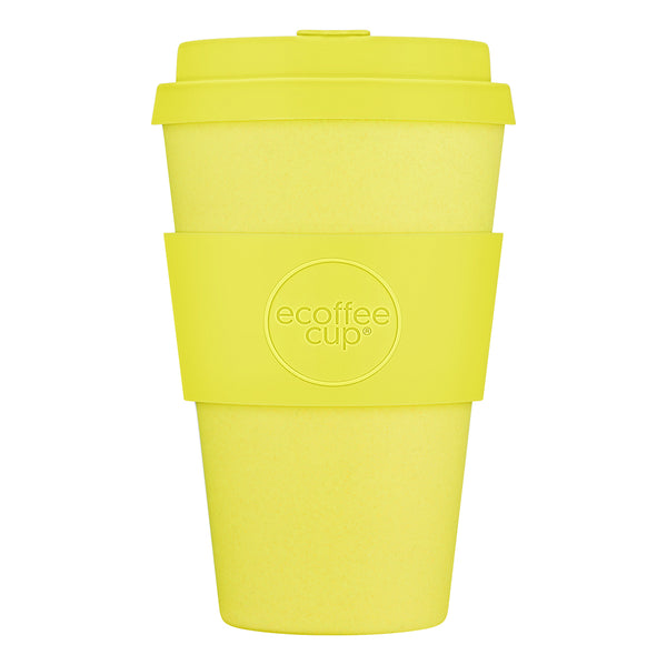 Ecoffee Cup - Neon Yellow