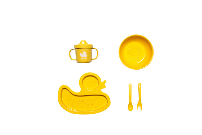 Asterik Dinner Set - Duck