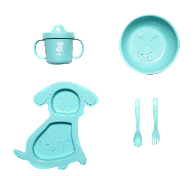 Asterik Dinner Set - Dog