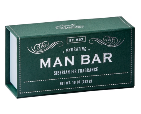 Man Bar - Hydrating Siberian Fir