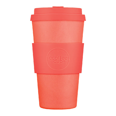 Ecoffee Cup - Bright Orange