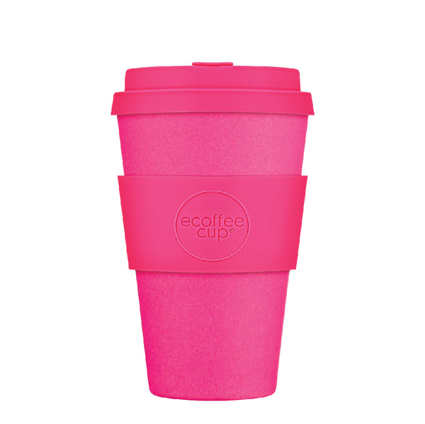 Ecoffee Cup - Bright Pink