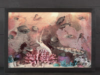 The Reef Diorama by Christopher Tennant