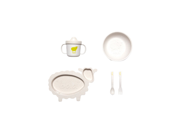 Asterik Dinner Set - Sheep
