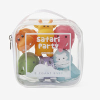 Bath Squirtie Set - Safari Party