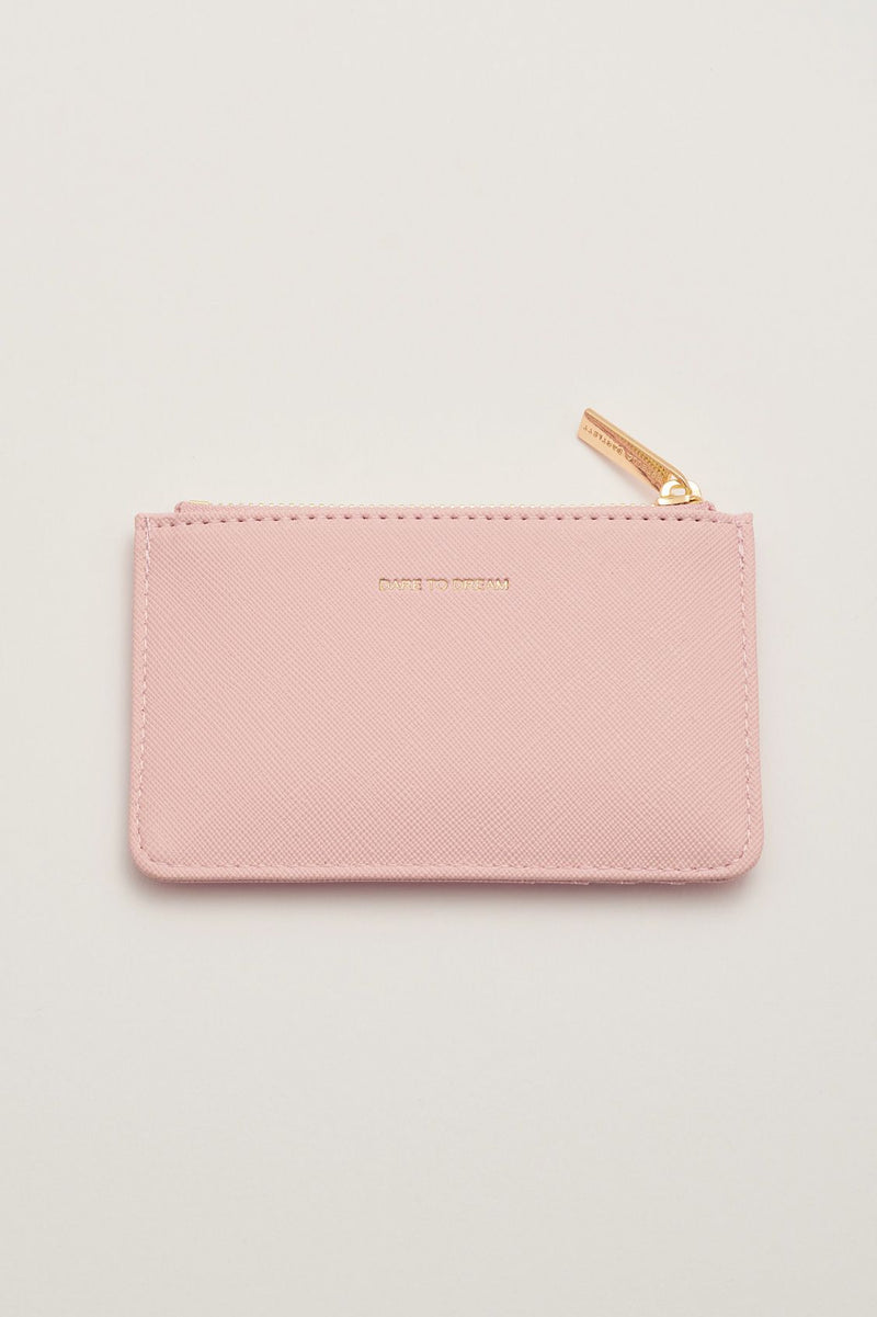 Card Purse - Blush