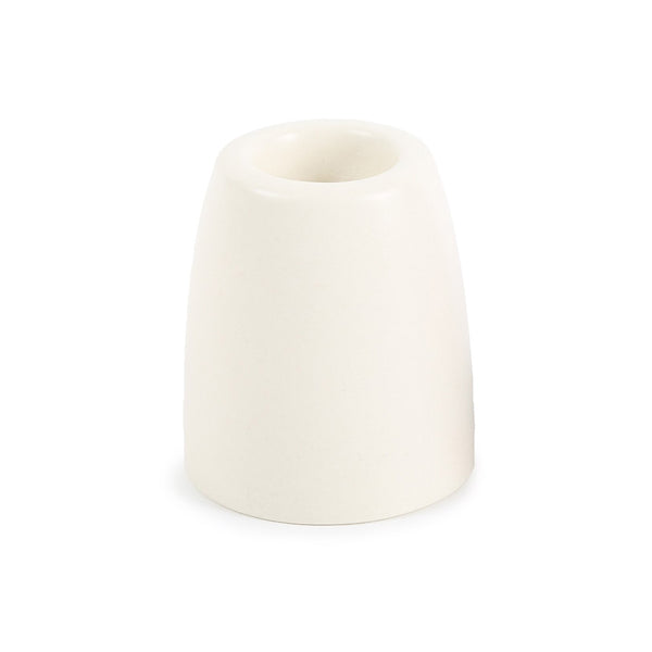 Petite Ceramic Taper Holder - Cone